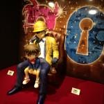 正月休みだったので大阪のコナン展に行って謎を解いてきた。